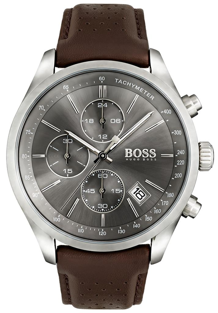 BOSS GRAND PRIX 44MM 50M CHRONO