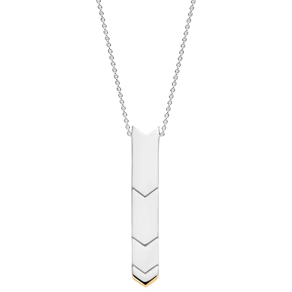 TI SENTO - MILANO NECKLACE GILDED 925S