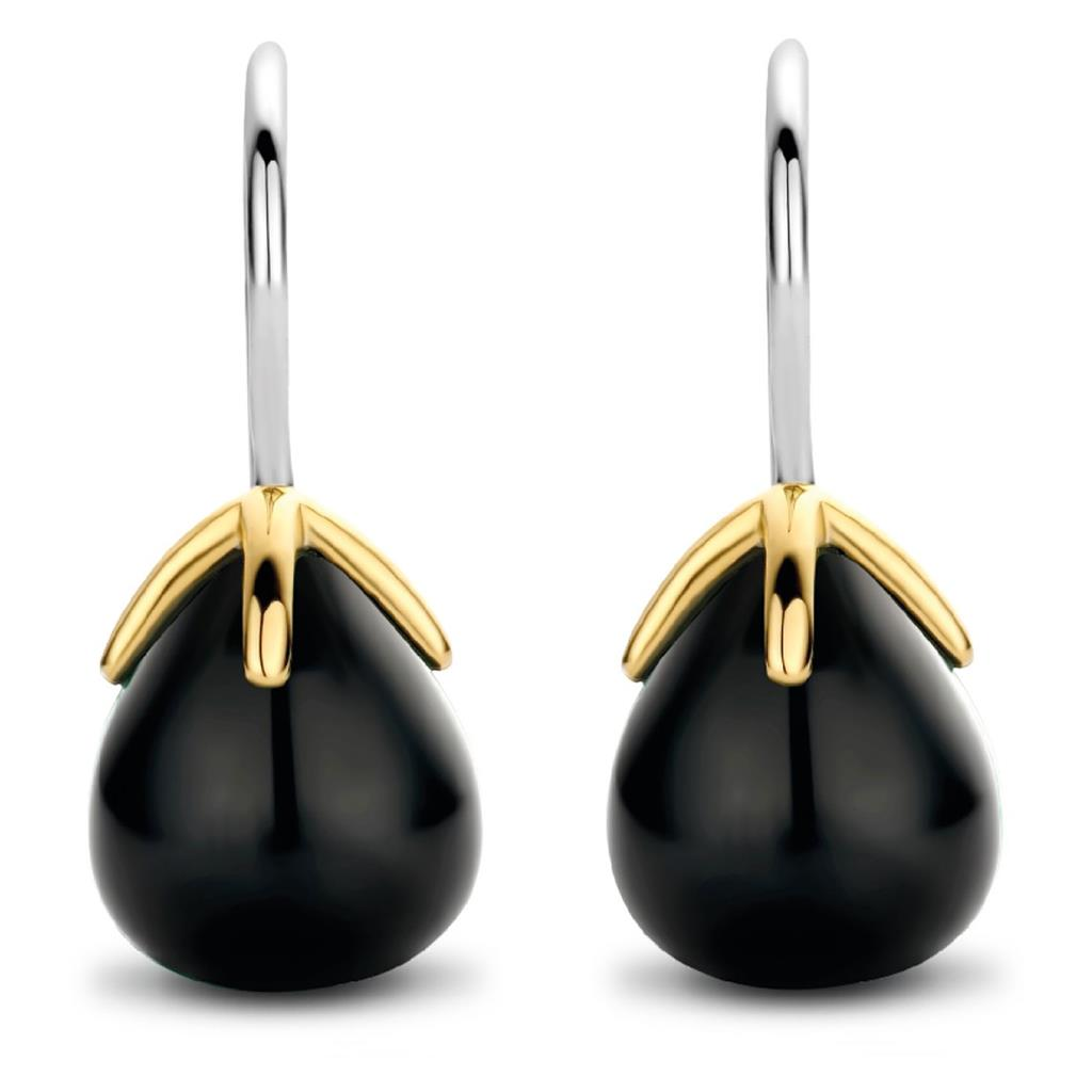 TI SENTO - MILANO EARRINGS GILDED 925S