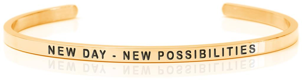 NEW DAY - NEW POSSIBILITIES G