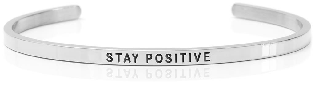STAY POSITIVE SS
