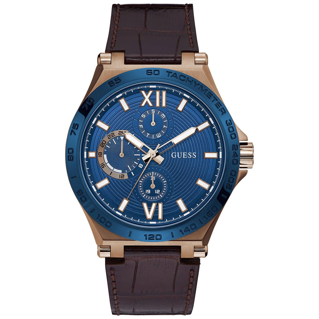 GUESS MENS CASUAL LIFE 46MM 50M