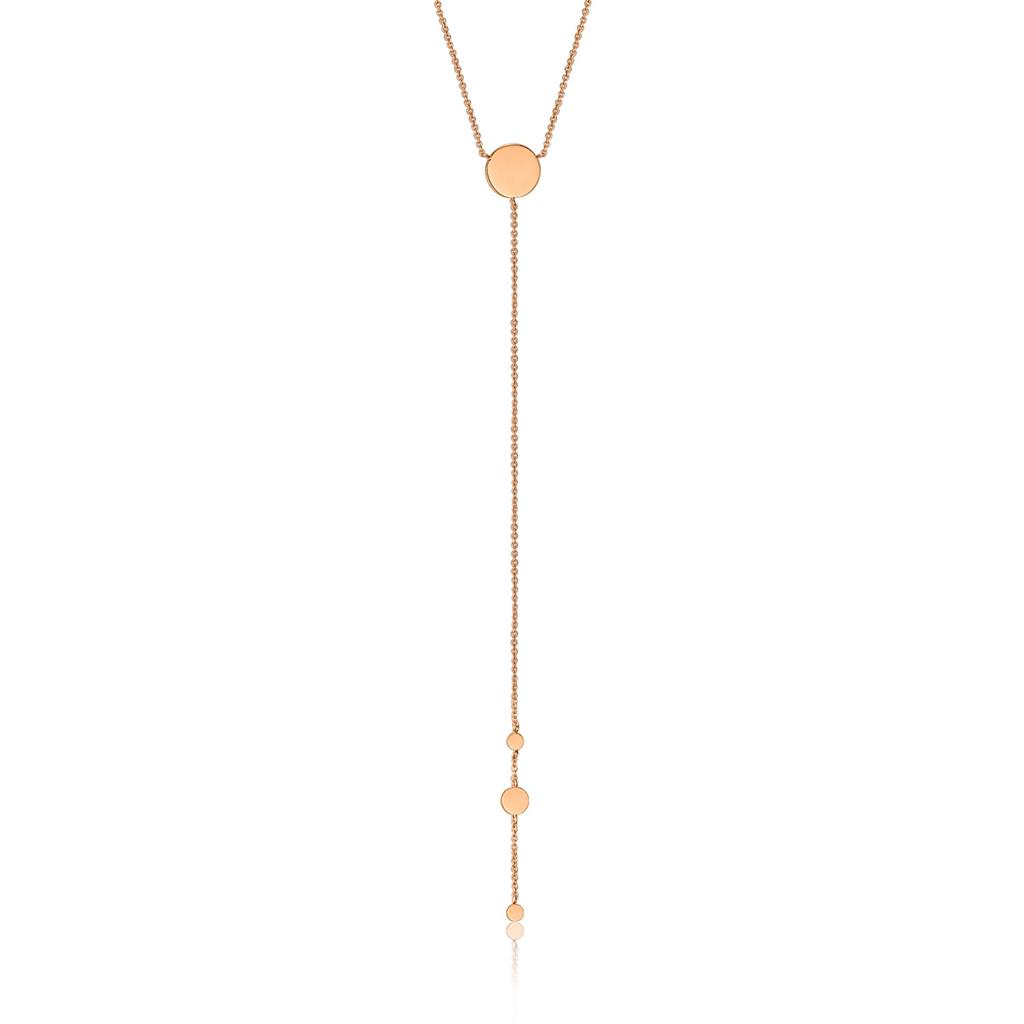 ANIA HAIE GEOMETRY Y NECKLACE 925S