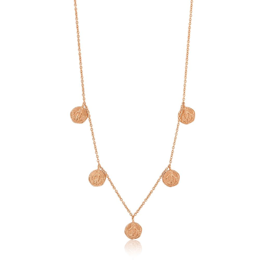ANIA HAIE DUES NECKLACE 925S
