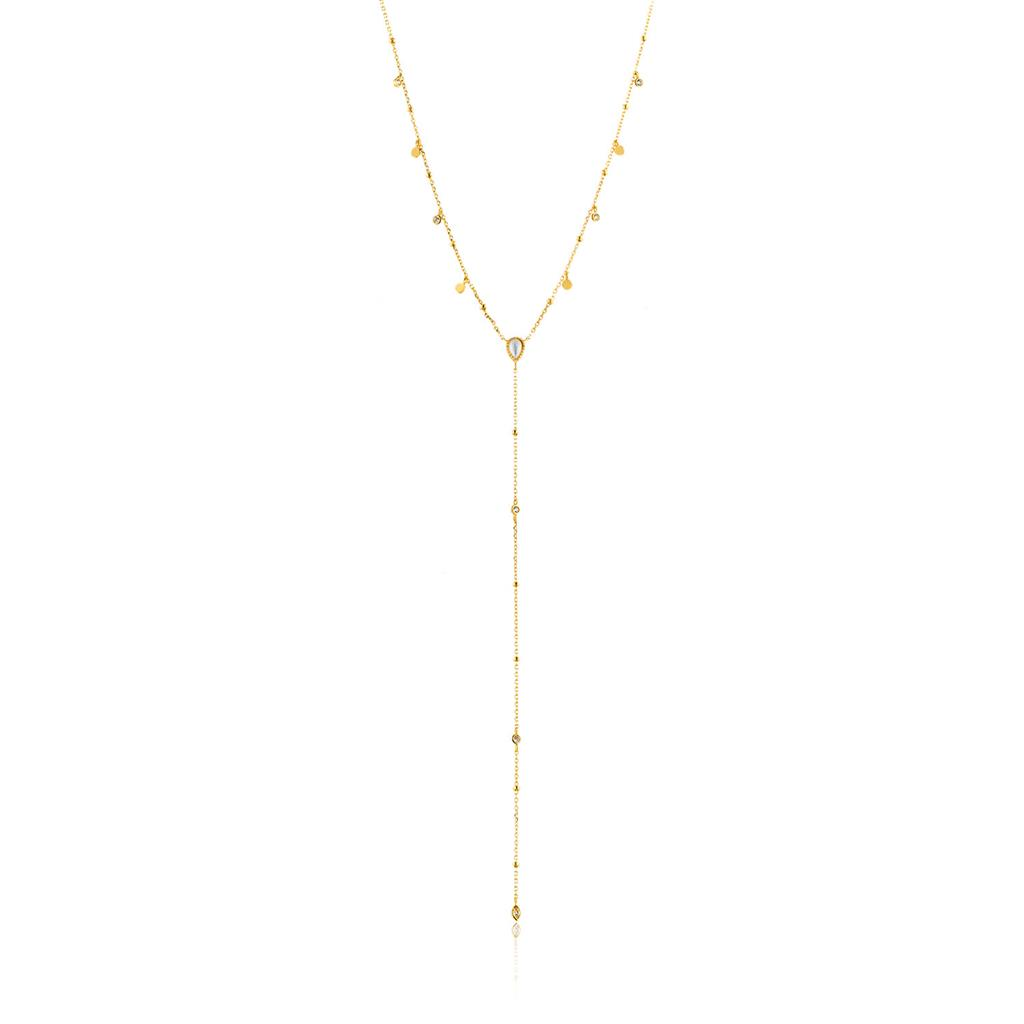 ANIA HAIE DREAM Y NECKLACE 925S