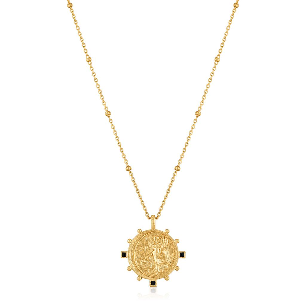 ANIA HAIE VICTORY GODDESS NECKLACE 925S