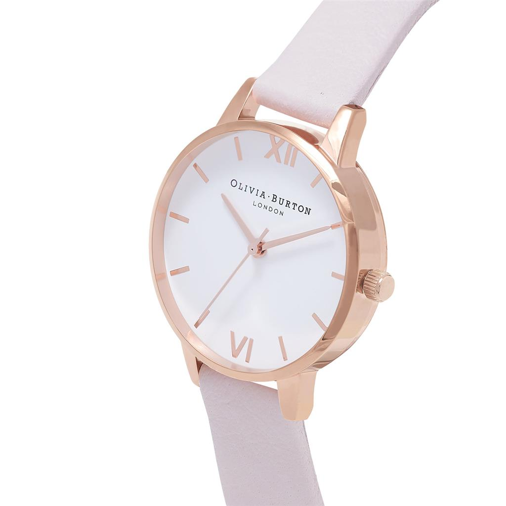 OLIVIA BURTON WHITE DIAL 30MM
