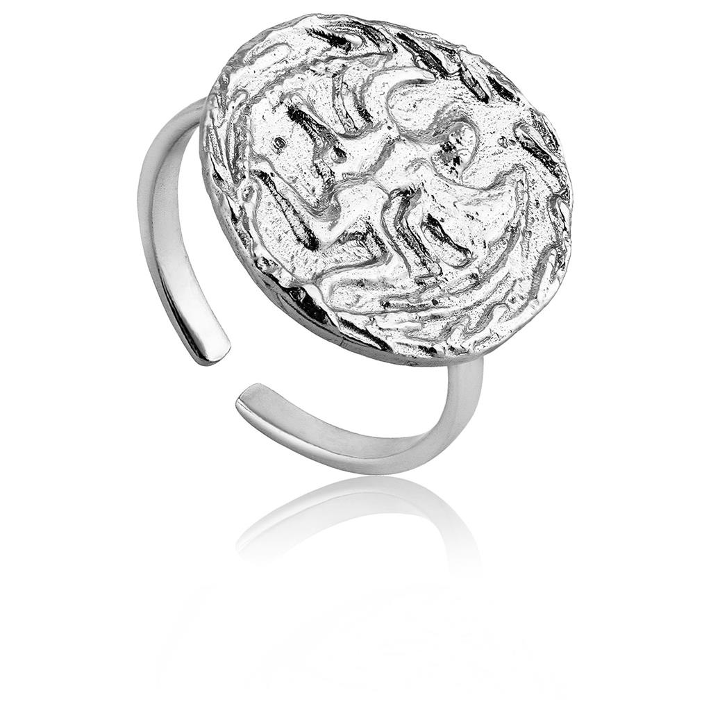 ANIA HAIE BOREAS ADJUSTABLE RING 925S