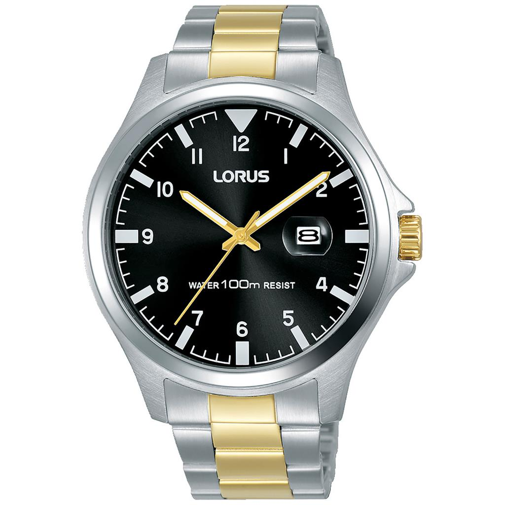 LORUS MENS 42MM 100M