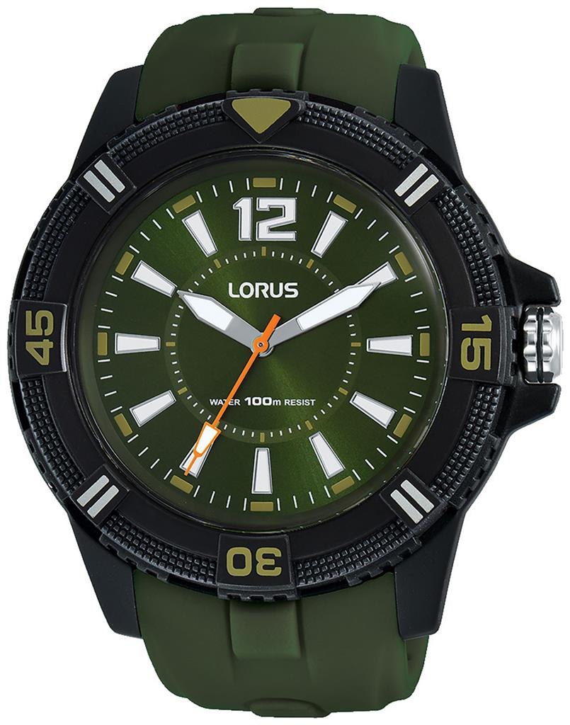 LORUS MENS 48MM 100M