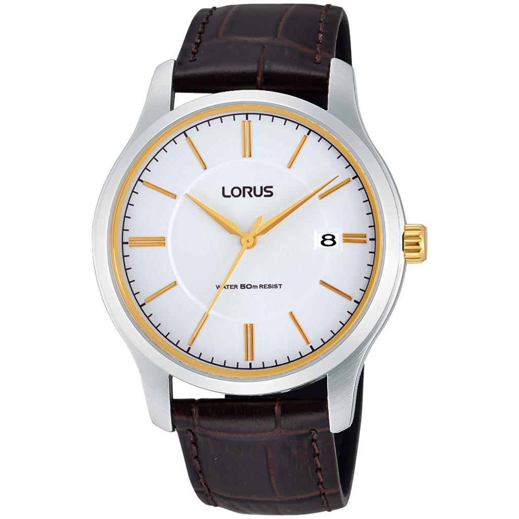 LORUS MENS 40MM 50M