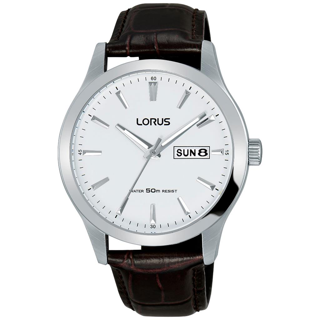 LORUS MENS 40MM 50M'