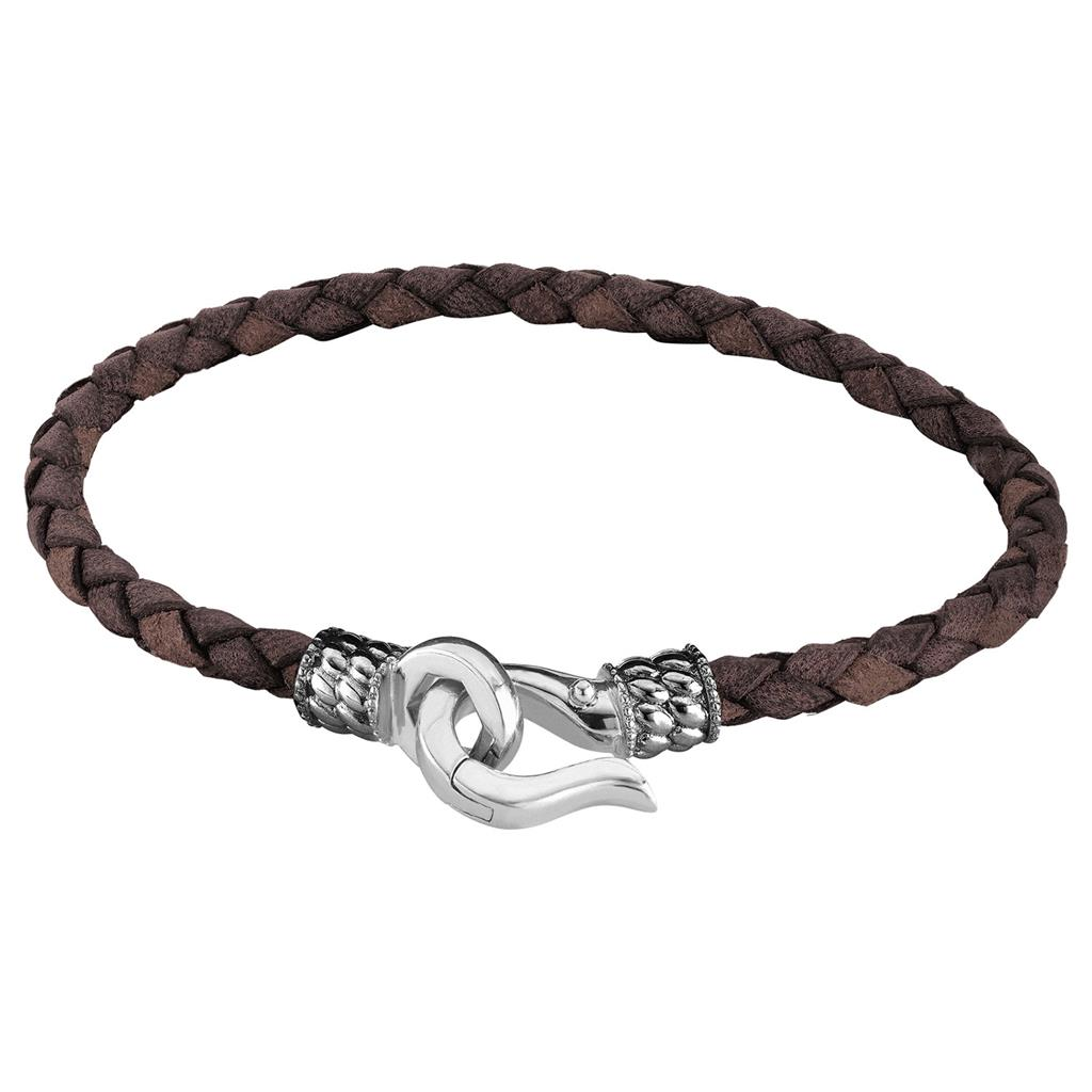 ZEADES BRACELET CAPTURE 4S GREY SI - L
