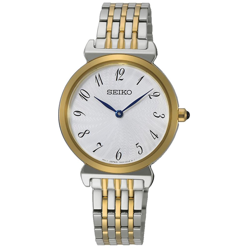 SEIKO LADIES 30MM 50M MOTHER OF PEARL DIAL