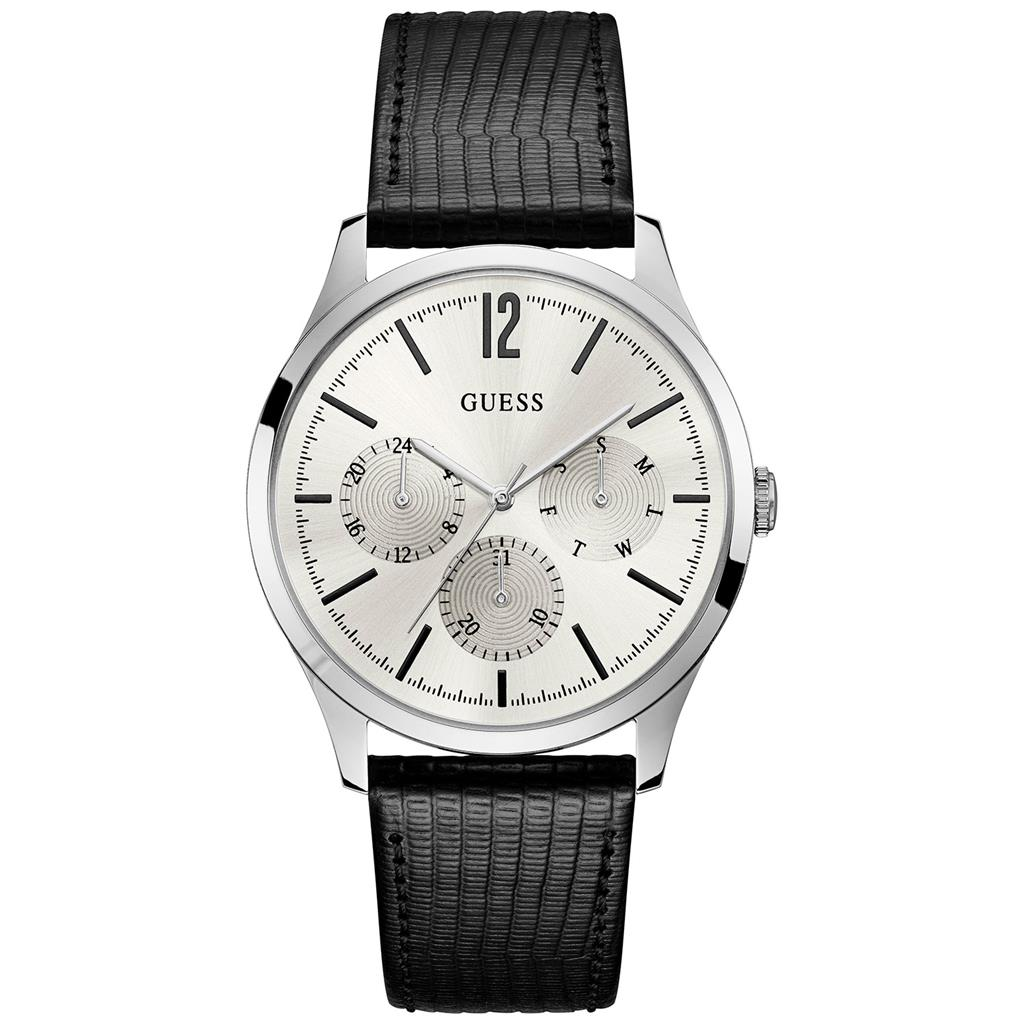 GUESS MENS WORK LIFE 42 MM 10M