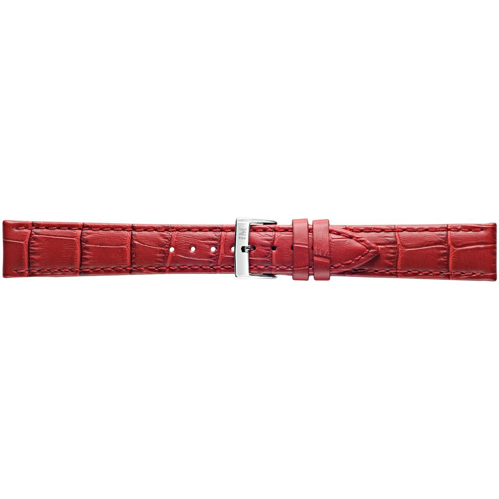 BOLLE ALLIGATCALF RED
