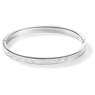 COEUR DE LION BANGLE CRYSTAL 17 CM