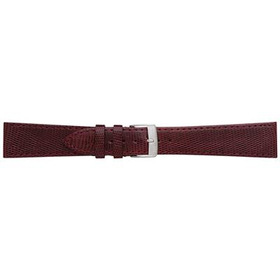 PISTOIA LIZARD DARK RED