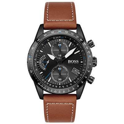 BOSS PILOT EDITION CHRONO 44MM 50M