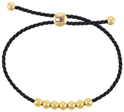 TOMMY HILFIGER BEADED FRIENDSHIP BRACELET