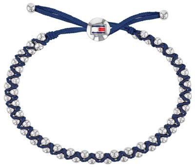 TOMMY HILFIGER COATED CORD FRIENDSHIP BRACELET
