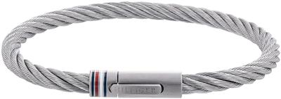 TOMMY HILFIGER CABLE WIRE BRACELET