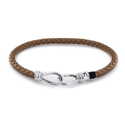 TOMMY HILFIGER DOUBLE HOOK BRACELET 19CM