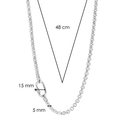 TI SENTO - MILANO NECKLACE 925S