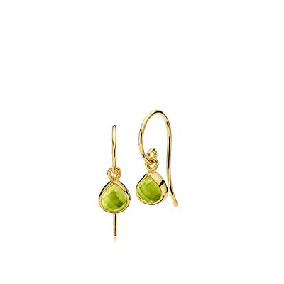 IZABEL CAMILLE EARRINGS SHINY GOLDPL.S-TINY DROP