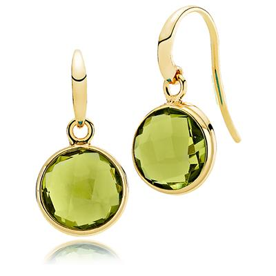 IZABEL CAMILLE PRIMA DONNA EARRINGS 925S