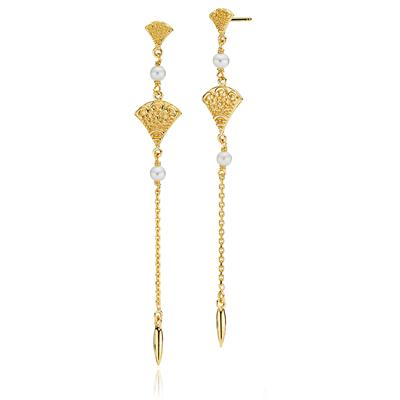 IZABEL CAMILLE BOHEMIAN EARRINGS 925S