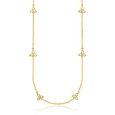 IZABEL CAMILLE SCARLET NECKLACE 925S