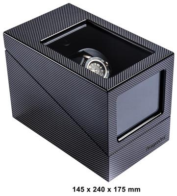 WATCH WINDER 1 WATCH(CARBON FIBER) 2 WATCH STORAGE