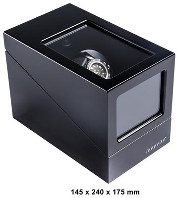 WATCH WINDER 1 WATCH (BLACK) 2 WATCH STORAGE ADAPT