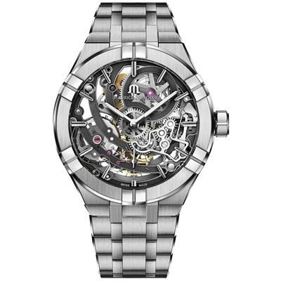 MAURICE LACROIX AIKON SKELETON MANUFACTURE 45MM