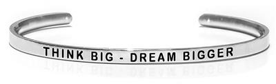 THINK BIG - DREAM BIGGER SS