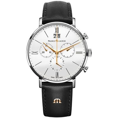 ML ELIROS MAN 40MM SAFIR 50M CHRONO