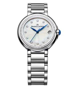 ML FIABA LADIES 32MM SAFIR 50M 68 TW DIAMONDS