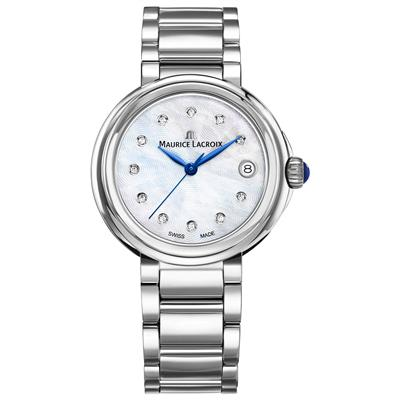ML FIABA LADIES 36MM SAFIR 100M 11 DIA. 0,11CT