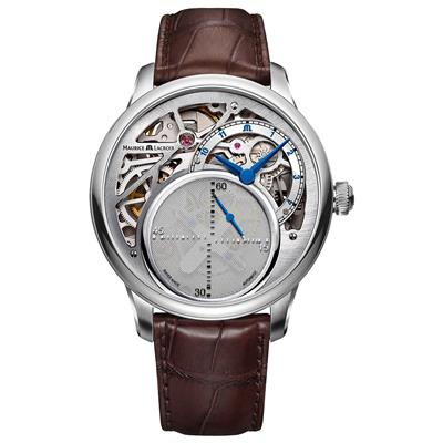 MAURICE LACROIX MASTERPIECE MYSTERIOUSSECONDS 43MM