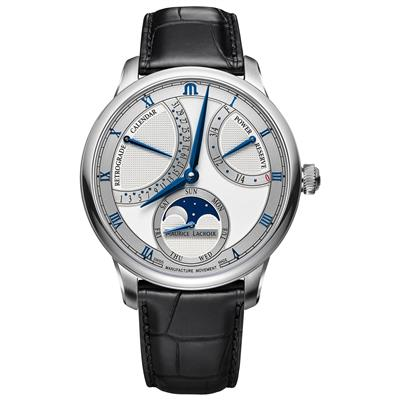 MAURICE LACROIX MASTERPIECE MOON RETROGRADE