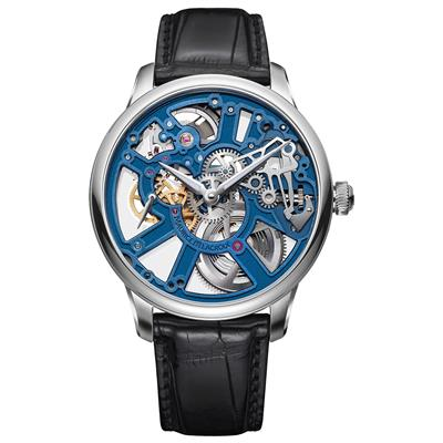 MAURICE LACROIX MASTERPIECE SKELETON 43MM