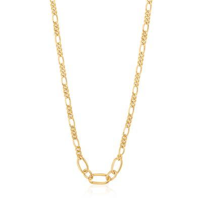 ANIA HAIE FIGARO CHAIN NECKLACE 925S