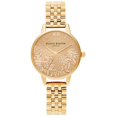 OLIVIA BURTON BEJEWELLED LACE 30MM