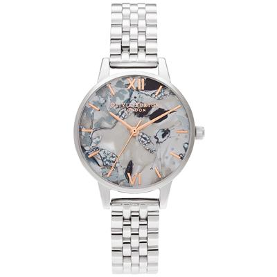 OLIVIA BURTON ABSTRACT FLORALS 30MM