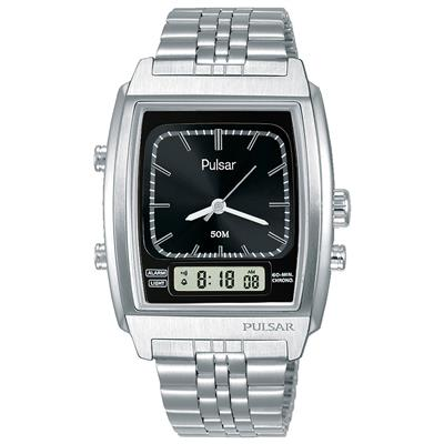 PULSAR MENS 33MM 50M LIMITED EDITION 40TH ANNIV.