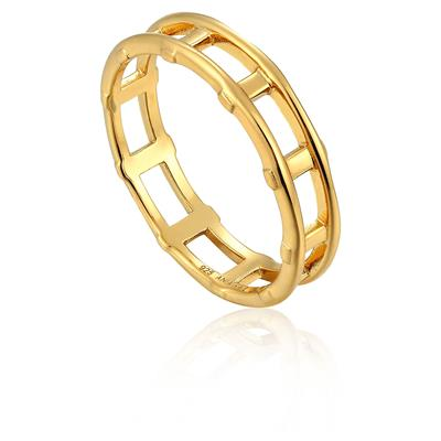 ANIA HAIE MODERN BAR RING 925S