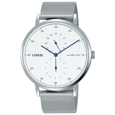 LORUS MENS 42MM 50M