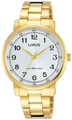 LORUS MENS 34MM 50M