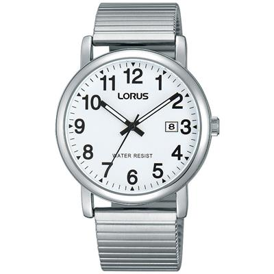 LORUS MENS 38MM'